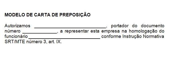 Carta Preposição Monografia November 2019 Serviço